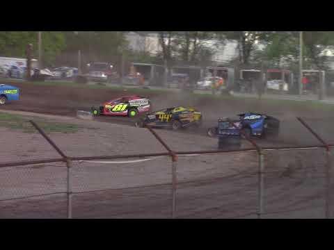 Genesee Speedway Sportsman Heat Three Part Two 5-12-18