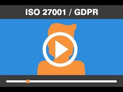 NQA ISO 27001:2013 in relation to the GDPR (31st October 2017)