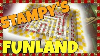 Stampy's Funland - Chicken Trail