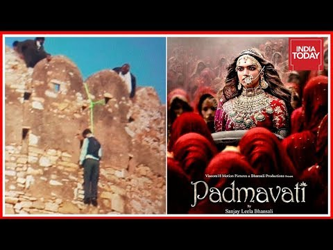Padmavati Row : Man Hangs Himself At Nahargarh Fort In Jaipur