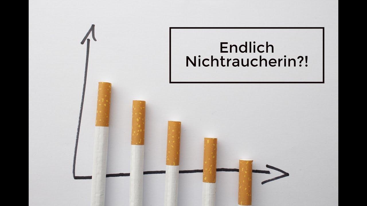 Endlich Nichtraucherin?!