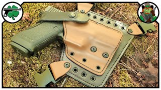 Tucker Gunleather DC-4 Chest Holster FIRST LOOK