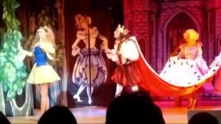 Cпектакль бременские музыканты в Доме Железнодорожника, Москва