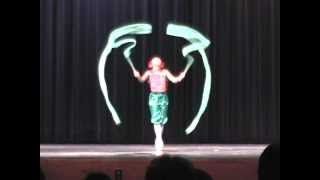 Children Dance-Chinese Ribbon Dance 彩帶舞