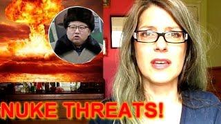 THREATS FROM NORTH KOREA?!