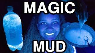 DIY - Magic Mud!! (Potato Oobleck)