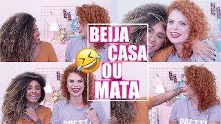 Casei com Caio Castro? Beijei a Ana Lidia? Matei o CoCielo ft Sarah Oliveira | Yuli Balzak