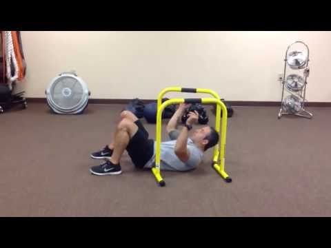 Exercise of The Week - Inverted Rows