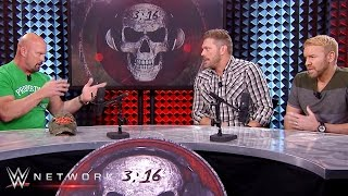 WWE Network: Edge & Christian discuss their classic TLC matches : Stone Cold Podcast
