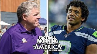Russell WIlson wants kids to play multiple sports | NBC Sports