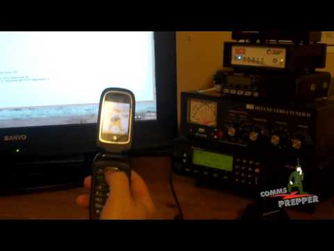Ham Radio to Cell Phone Communications