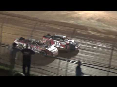 Screven Motor Speedway STOCK V8 Feature 03/31/18