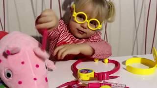 Свинка Пеппа видео для детей все серии подряд  Peppa Pig Doctor Hos