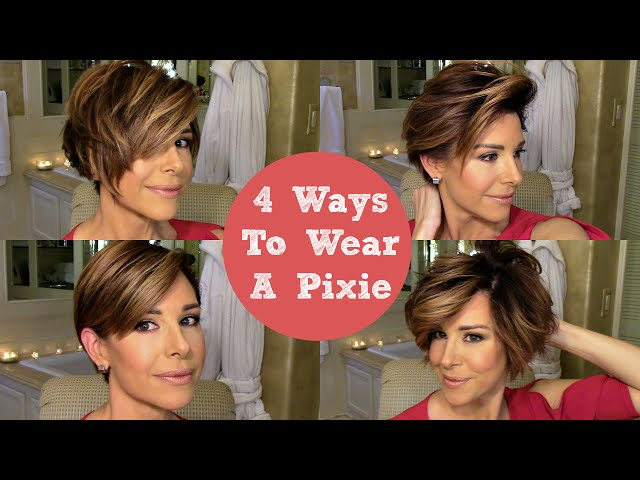 50 Long Pixie Cut Ideas To Try Out In 2019 Legitng