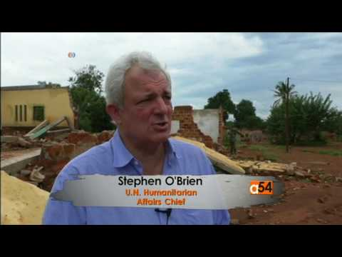 The United Nations Aids Central African Republic During Humanitarian Crisis