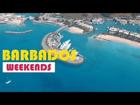HOW TO BARBADOS ON THE WEEKEND