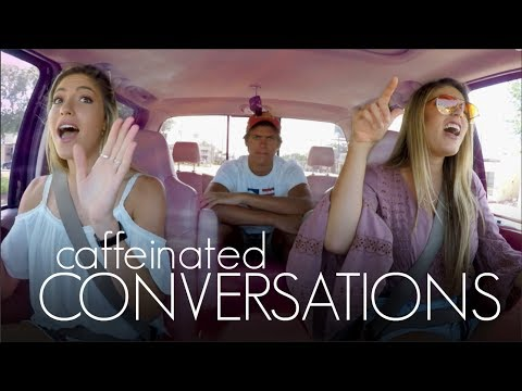 CAFFEINATED CONVOS! | Diamond Dixie