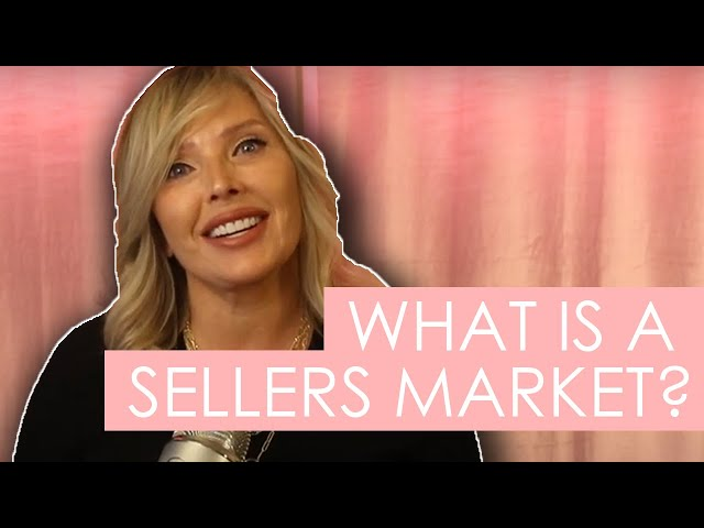 What is a Seller's Market & 4 Tips if you can't buy now | California Home Loan Broker