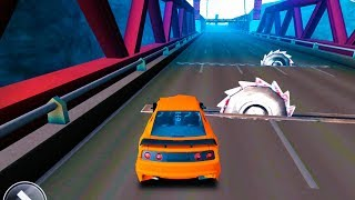 Speed Car Bumps Challenge (by Tulip Apps) Android Gameplay Trailer