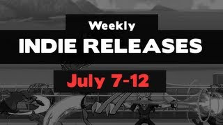 Weekly Indie Releases - Strata, 2x0ng, Total Recoil, and more!