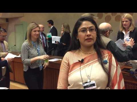 Shailza Bajaj - K4D Global Partnership Conference, Geneva 2017