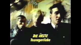 DIE ÄRZTE - Teenager Liebe (Schülermagazin SFB 1984)