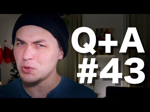 Why did I play the lick for 5 hours nonstop? | Q+A #43