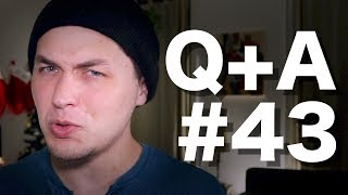 Why did I play the lick for 5 hours nonstop?   Q+A #43