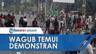 Kerusuhan Aksi di Manokwari, Wakil Gubernur Papua Barat Akan Temui Demonstran untuk Negosiasi