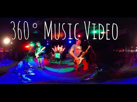 360° VR Music Video 'Stolen Presents' (theta S)