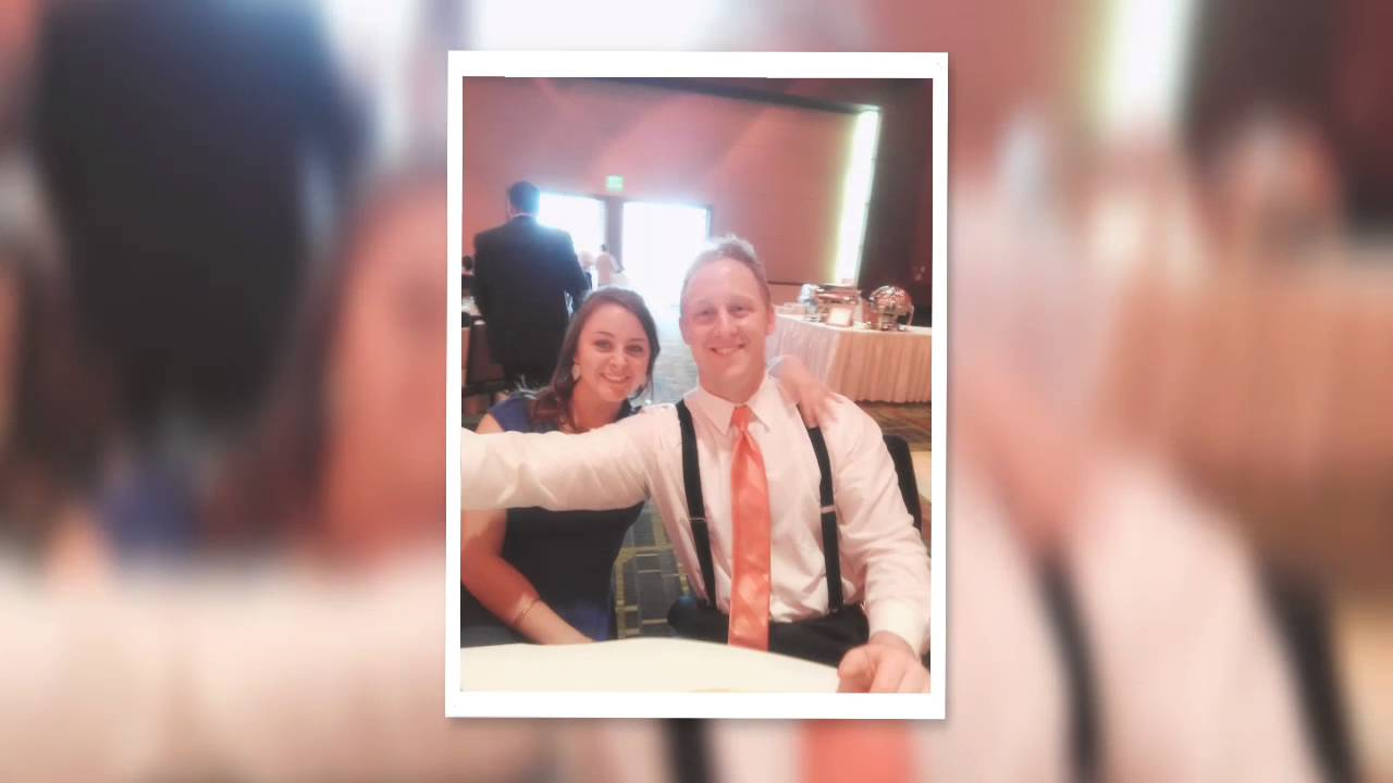 Jenna and Ryan's wedding reception 5.21.2016