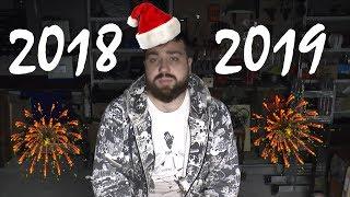 Самое депрессивное поздравление с новым годом!