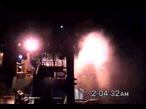 offshore supply vessel accident