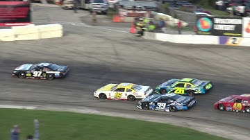 Slinger Speedway Late Model Feature Aug 4 2019