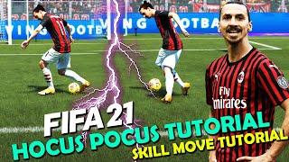 FIFA 21 Hocus Pocus Tutorial | How To Perform The Hocus Pocus | FIFA 21 Skill Move Tutorial