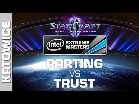 PartinG vs. Trust - Asian Qualifier - IEM 2014 World Championship - StarCraft 2
