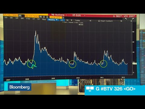 JPM's Santos Reminds Investors That Volatility Is Normal