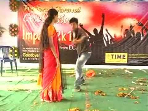 awesome perfomance SSN COLLEGE ONGOLE (KALYAN)