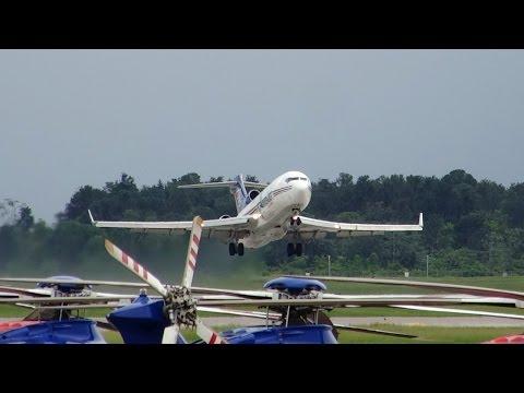 Hangar Spotting XIX: Amerijet Action at Piarco