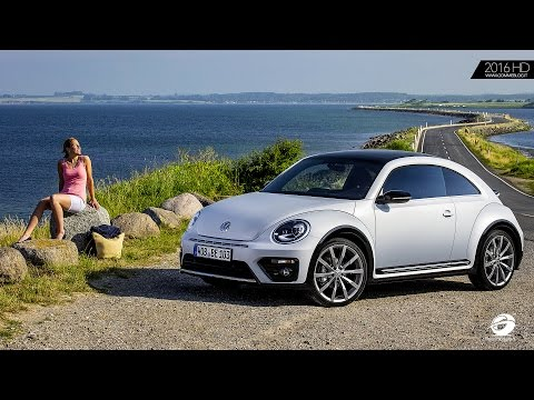 2017 Beetle and Beetle Cabriolet Restyling | EXTERIOR DESIGN First Look
