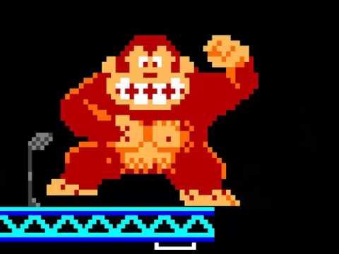 [Pixels] PacMan vs Donkey Kong-Batalla de rap