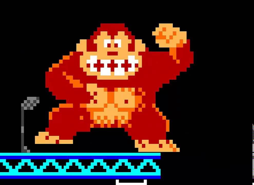 3d Centipede Wallpaper Pixels Pacman Vs Donkey Kong Batalla De Rap Youtube