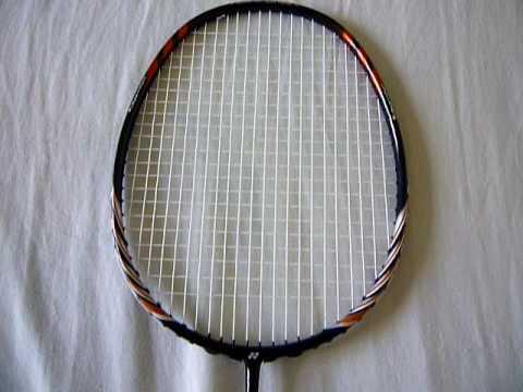 Yonex Nanospeed 9900 - Badminton Racket - YouTube 26852d462d06a