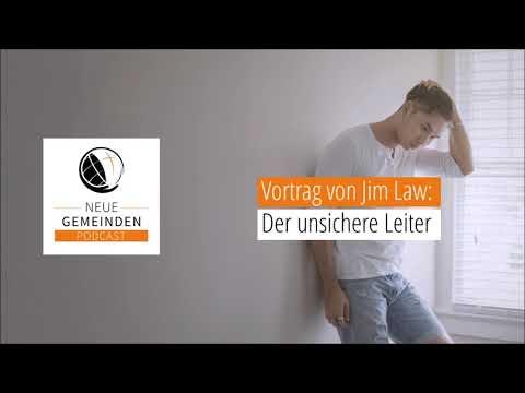 #010: Der unsichere Leiter - Vortrag von Jim Law