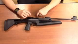 Пневматическая винтовка ИЖ 60 (МР 60)(Пневматическая винтовка ИЖ 60 (МР 60) - красивая пневматическая винтовка начального уровня., 2015-03-25T07:30:18.000Z)