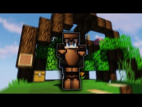 LEATHER ARMOR CHALLENGE (GONE XD) - Skywars