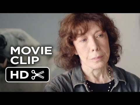 Grandma Movie CLIP - Who is it? (2015) - Lily Tomlin, Julie Garner Movie HD from YouTube · Duration:  1 minutes 15 seconds