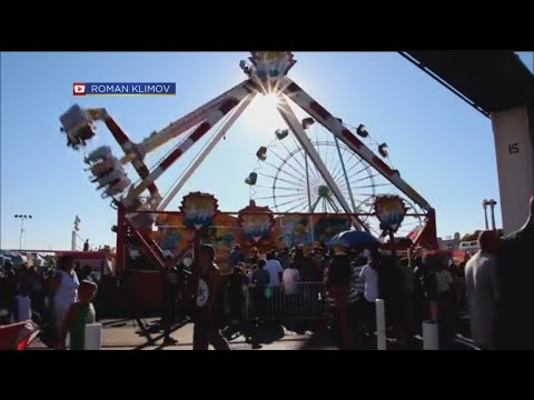 California State Fair Shuts Down Fire Ball After Deadly Ohio Fair Accident