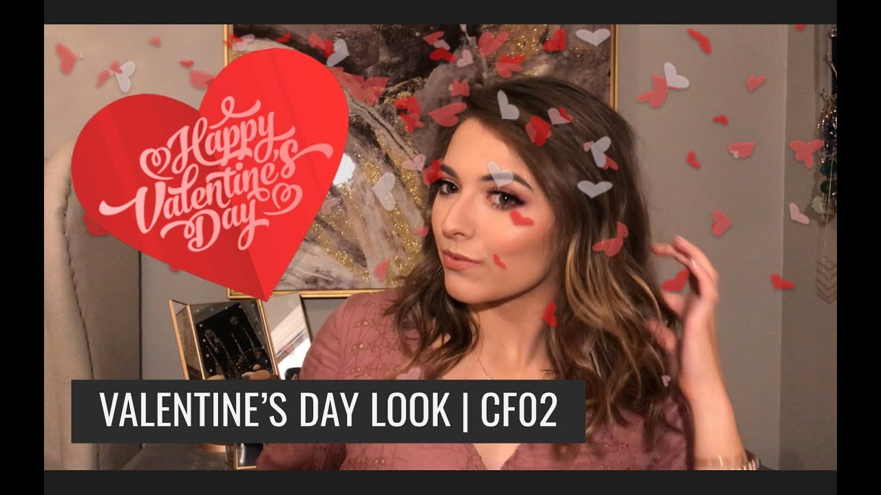Valentine S Day Look Chp 02 Youtube