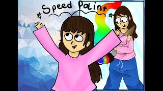 SpeedPaint №1. Творческий процесс.